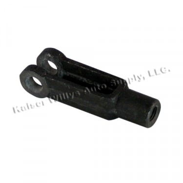 Hand Brake Cable Clevis Fits  41-71 MB, GPW, CJ2A, 3A, 3B, 5, 6, M38, M38A1 with transfer case mounted emergency brake