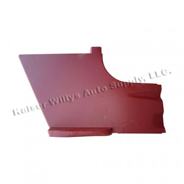 Cowl Side Panel with Step for Driver Side  Fits  41-45 MB, GPW