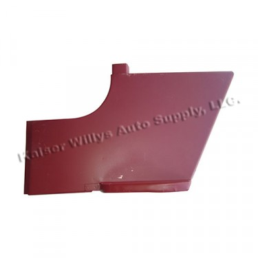 Cowl Side Panel with Step for Passenger Side  Fits  41-45 MB, GPW