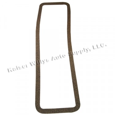 Replacement Engine Valve Side Cover Gasket Fits  41-71 Jeep & Willys with 4-134 engine