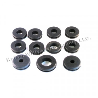 Firewall Grommet Kit  Fits 41-64 MB, GPW, CJ-2A, 3A, 3B, M38