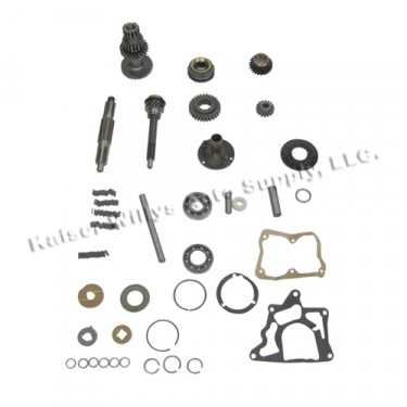 Complete Transmission Overhaul Kit (4-134 engine)  Fits  46-71 Jeep & Willys with T-90 Transmission