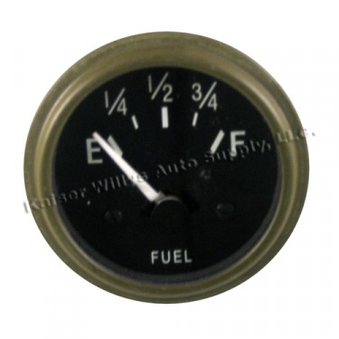 Instrument Panel Fuel Gauge (made in USA)  Fits  41-45 MB, GPW