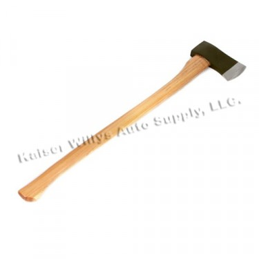 New Steel Axe  Fits  41-52 MB, GPW, M38