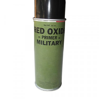 Red Oxide Primer Paint (Rattle Can) Fits 41-71 Jeep & Willys