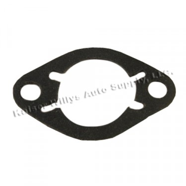 Replacement Carburetor Base Gasket  Fits: 53-66 CJ-3B, 5, M38A1. Truck, Station Wagon, Jeepster