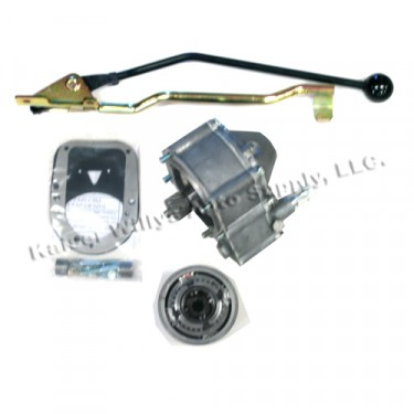 Replacement Saturn Overdrive Fits  41-71 Jeep & Willys