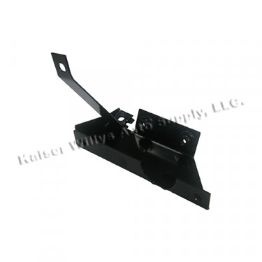 Drivers Side Oil Bath Air (Filter) Cleaner Support Bracket  Fits  41-54 MB, GPW, CJ-2A, 3A, M38