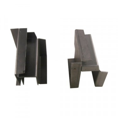 New Center Top Bow Brackets Fits  46-53 CJ-2A, 3A, 3B