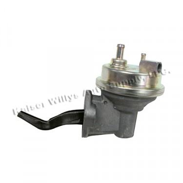 New Replacement Fuel Pump (single action)  Fits  67-73 CJ-5, Jeepster with V6-225 engine