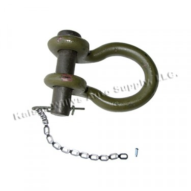 Complete Lifting Shackle Kit (5 Piece Kit) Fits  50-66 M38, M38A1
