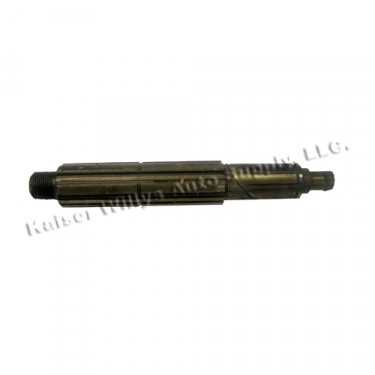 Transmission Rear Main Shaft Fits  41-45 MB, GPW with T-84 Transmission