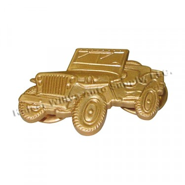 New Willys World War II Pin Fits : 41-71 Jeep & Willys