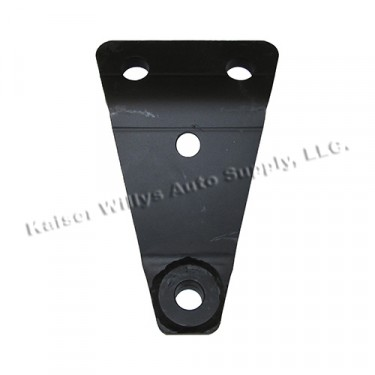 Draw Bar Tow Plate Fits : 41-71 Jeep & Willys