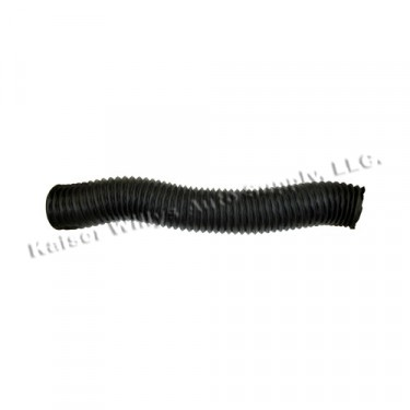 Fresh Air Hose (1 required) Fits  57-64 Truck, Station Wagon