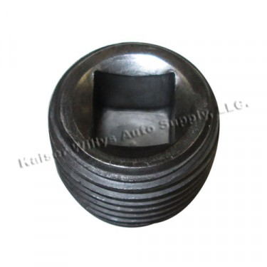 Transfer Case Drain Plug Fits 41-71 Jeep & Willys with Dana 18 transfer case