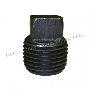 Transfer Case Fill Plug Fits  41-71 Jeep & Willys with Dana 18 transfer case