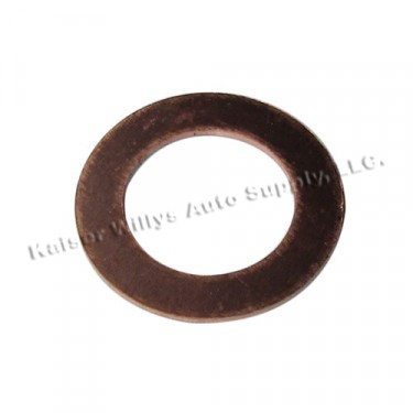 Master Cylinder Inner Copper Crush Washer Fits  41-66 Jeep & Willys