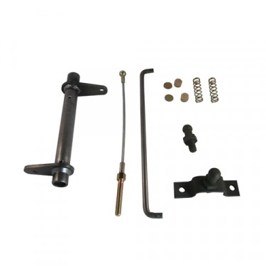 Master Clutch Bellcrank Repair Kit  Fits 46-71 CJ-2A, 3A, 3B, 5, M38, M38A1 (4-134 engine)