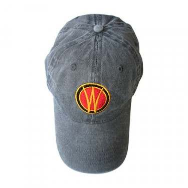 Willys Embroidered Hat (Black) Fits  41-71 Willys and Jeep