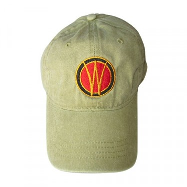Willys Embroidered Hat (Olive) Fits  41-71 Willys and Jeep