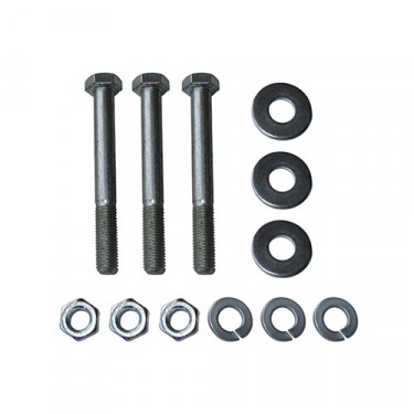 New Oil Pump to Cylinder Block Hardware Kit Fits  41-46 MB, GPW, CJ-2A with 4-134 engine