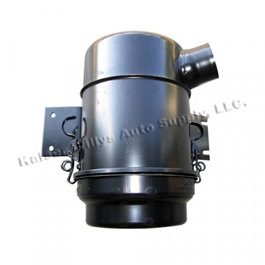 Complete Oil Bath Air (Filter) Cleaner Assembly with Brackets  Fits  41-52 MB, GPW, CJ-2A, 3A, M38