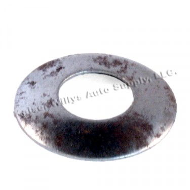 Differential Spider Gear Thrust Washer, Small Conical  Fits  45-71 Jeep & Willys with Dana 41/44/53