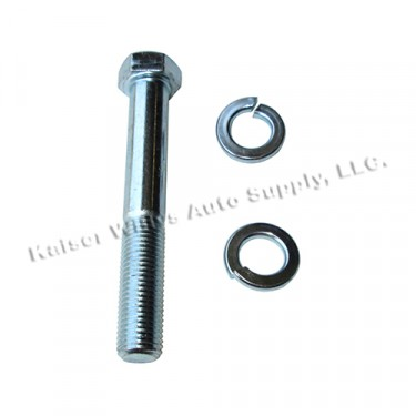 Clutch Ball Stud to Frame Bolt Kit Fits 48-51 Jeepster