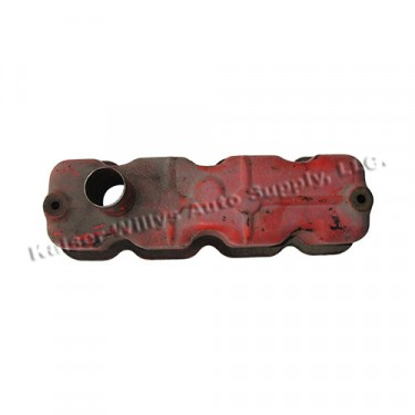 USED Rocker Arm Cover Fits  50-71 Jeep & Willys with 4-134 F engine