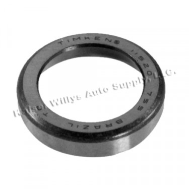 King Pin Bearing Cup  Fits  41-71 Jeep & Willys with Dana 25/27