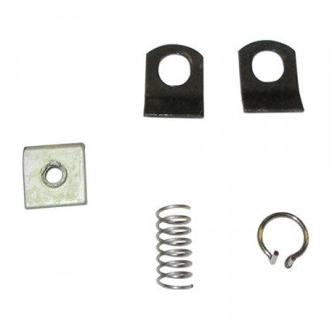 Distributor Points Plate Kit Fits 50-66 M38, M38A1