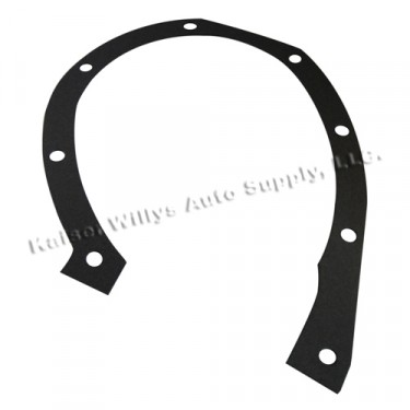 Replacement Front Timing Cover Gasket  Fits  41-71 Jeep & Willys with 4-134 engine