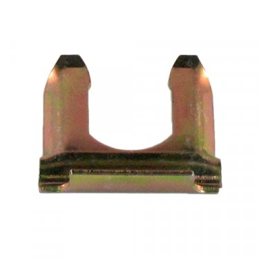 Brake Hose Retaining Clip  Fits  41-66 Jeep & Willys