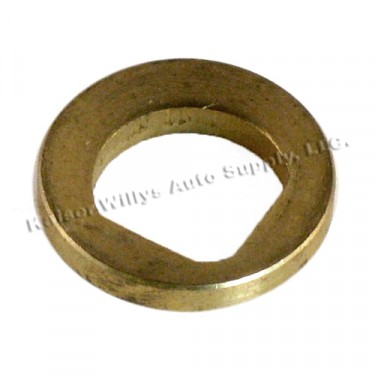 Brake Shoe Adjusting Brass Anchor Cam  Fits  41-53 MB, GPW, CJ-2A, 3A, M38
