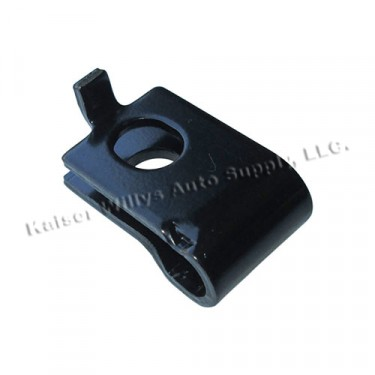Emergency Cable Clamp Top Cane Handle Fits 41-53 MB, GPW, CJ-2A, 3A, M38, Truck, Station Wagon