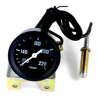 Instrument Panel Temperature Gauge (Imported)  Fits  41-45 MB, GPW