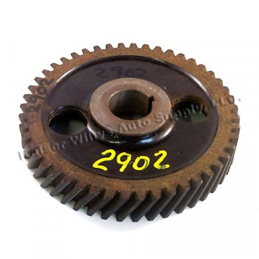 Replacement Camshaft Timing Gear  Fits  50-51 Station Wagon, Jeepster with 6-161 engine