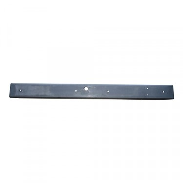 Front Bumper Bar (late style less gussets)  Fits  48-64 CJ-2A, 3A, 3B