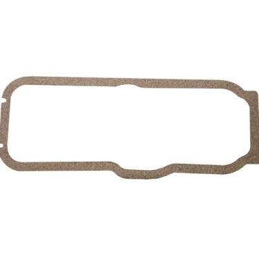 Replacement Oil Pan Gasket  Fits  50-55 Station Wagon, Jeepster with 6-161 engine