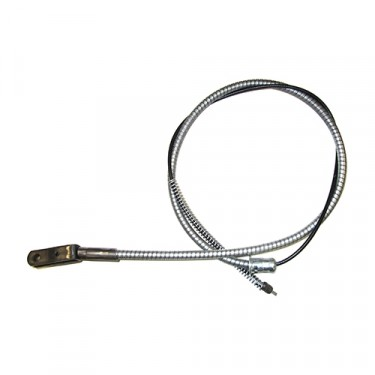 "Emergency Rear Hand Brake Cable (59"") Fits  46-52 Truck"