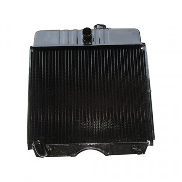 Radiator Assembly - Made in the USA  Fits  46-53 Truck, Station Wagon, Jeepster