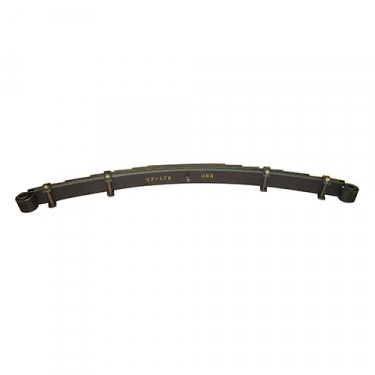 Front Leaf Spring Assembly (8 leaf) Fits  46-55 Jeepster, Station Wagon with Planar Suspension