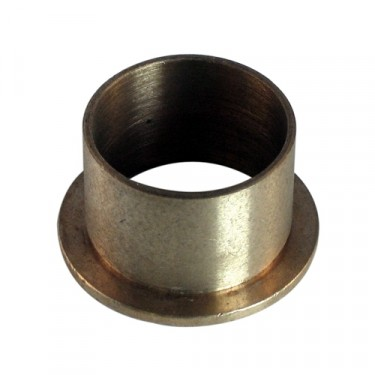 Front Axle Bronze Spindle Bushing with Flange  Fits  41-71 Jeep & Willys with Dana 25/27