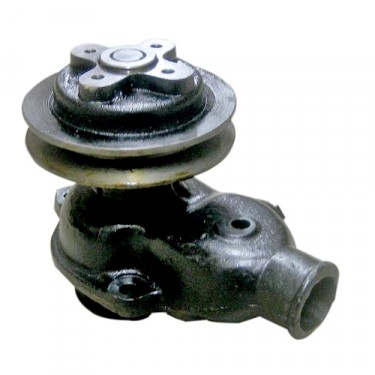 Replacement Water Pump with Pulley  Fits  41-71 Jeep & Willys with 4-134 engine