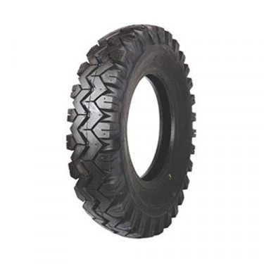 "STA Super Traxion Tread Tire 650 x 16"" 6 ply Fits  41-71 Jeep & Willys"