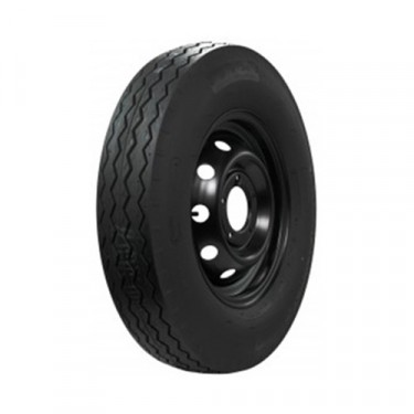 "STA Super Transport Tire 650 x 16"" 6 ply Fits  41-71 Jeep & Willys (tubeless tire)"