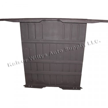 Complete Rear Floor Pan w/ Welded Braces & Riser  Fits  50-52 M38