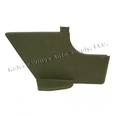 Cowl Side Panel with Step for Driver Side  Fits  50-52 M38
