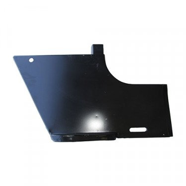 Cowl Side Panel with Step for Driver Side  Fits  46-53 CJ-2A, 3A